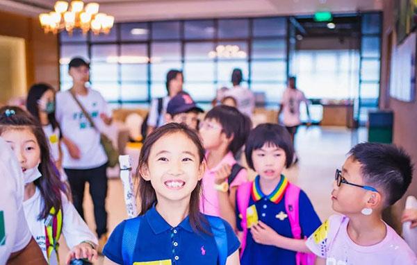 「上海美式」2021太阳岛拓展国庆夏令营(3天)