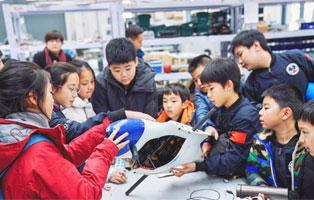 「北京航空」2021中国青少年航天训练夏令营 上海-深圳同开(6天)