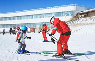 「河北户外」2021游美YSS·环球滑雪冬令营-进阶营(6天)|万龙站(单飞)