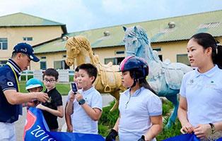 「北京户外」2021华彬营地马术夏令营(6天)| 骑士养成计划
