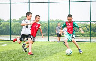 「北京美式」2021游美华彬营地拓展夏令营(5天)-开学营