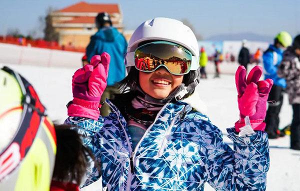 「吉林户外」2021松花湖滑雪冬令营(6天) | 冰雪之上,活力开趴·单飞