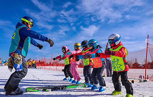 「北京户外」2021雪季游美YSS·环球石京龙滑雪冬令营(5天)