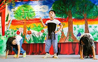 「上海艺术」2021英文戏剧夏令营(6天)·丛林之子| 足不出市,演绎不可复制的童话人生!
