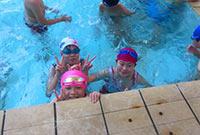上海游泳主题夏令营4大特色和3种好处?
