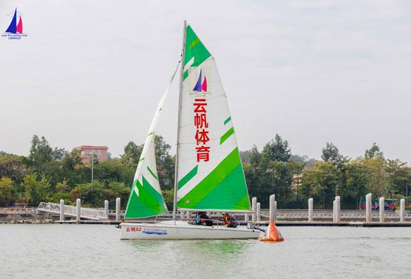「广东航海」2021广州龙骨帆船课程双周夏令营(14天)