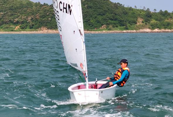 「广东航海」2021广州小帆船系列课程夏令营(7天)