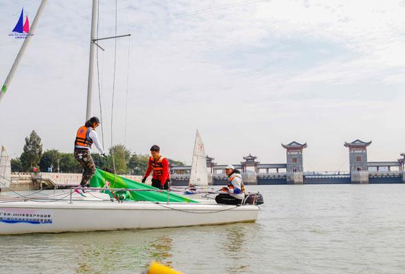 「广东航海」2021广州龙骨帆船系列课程夏令营(7天)