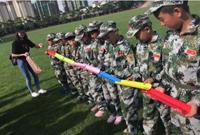 云南口碑好的军事夏令营,为学生暑假增色