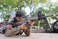 中國少年預備役訓練營 —參加軍事夏令營塑造孩子堅強的心靈