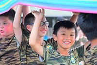 军校入营通知书 | 中国少年预备役训练营(2021夏北京战区)欢迎您!