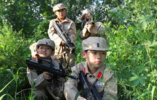 「北京军事」2020国际童军挑战特训营-等您来战(6天)