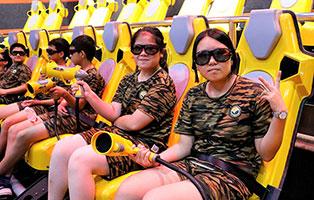"""「上海军事」2021""""特战精英""""成长夏令营(7天)"""