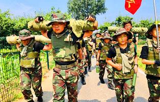 """「上海军事」2021""""预备役特种兵""""夏令营(28天)"""