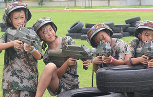 「长沙军事」2020学生特训体验营(7天)