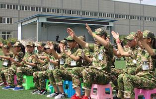 「西安军事」2020军训成长夏令营(14天)