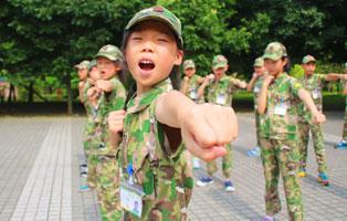 「湖北军事」2021武汉自强拓展夏令营(7天)