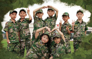 「天津军事」2020儿童军训夏令营 (7天)