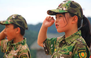 「西安军事」2020少儿军训夏令营 (5天)