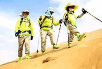 甘肃夏令营,感受沙漠的深邃与神秘!