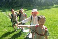 参加童年时光吉林夏令营,给孩子一场不一样的军旅体验!