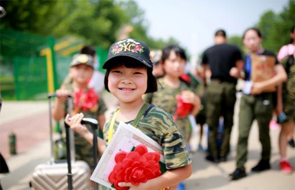 少年特種兵軍事夏令營六大獨家優勢,不一樣的烽火狼煙!